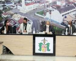 AO VIVO com a transmissão da Sessão Ordinária.