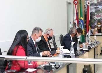 AO VIVO com a transmissão da Sessão Ordinária
